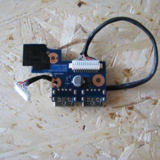 Scheda-USB-Samsung-NP300E5C-BA92-10202A