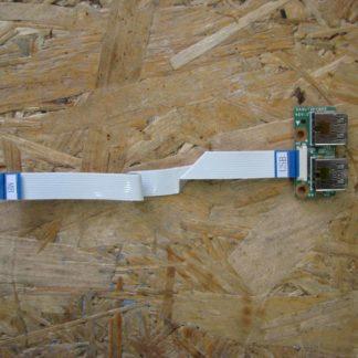scheda-pcb-usb-hp-pavilion-dv6-1020el-DAOUT3PC8D0-front